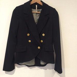 Willow & Clay Millitary Style Blazer Size XS